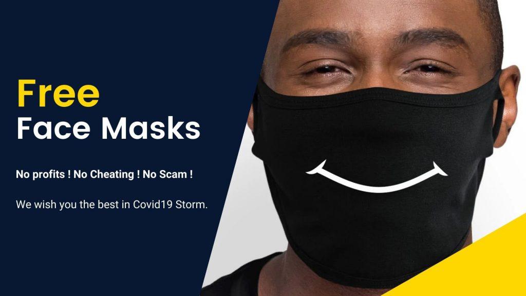 Free Mask Banner 2 - Jujutsu Kaisen Shop