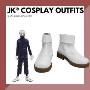 Jujutsu Kaisen Outfits and Cosplay