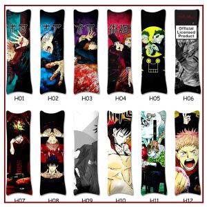 Anime Dakimakura Pillow Case Jujutsu Kaisen Sorcery Fight Yuuji Itadori horror Cover 150x50cm Pillow body hugging - Jujutsu Kaisen Shop