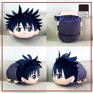 Anime Jujutsu Kaisen Yuji Itadori Fushiguro Megumi Gojo Satoru Dango Cute Plush Dolls Toy Throw Pillow.jpg 640x640 - Jujutsu Kaisen Shop