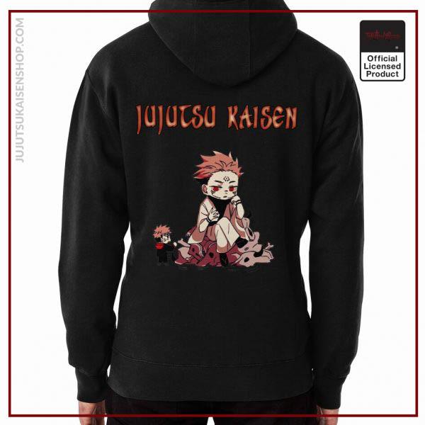 ®Jujutsu Kaisen Hoodie -Chibi Anime Hoodie RB1901