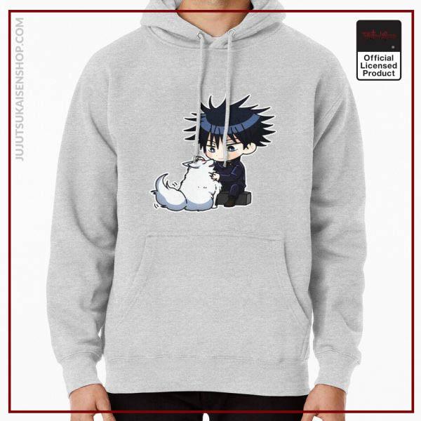 ®Jujutsu Kaisen Hoodie -Cute Fushiguro Design Anime Hoodie RB1901