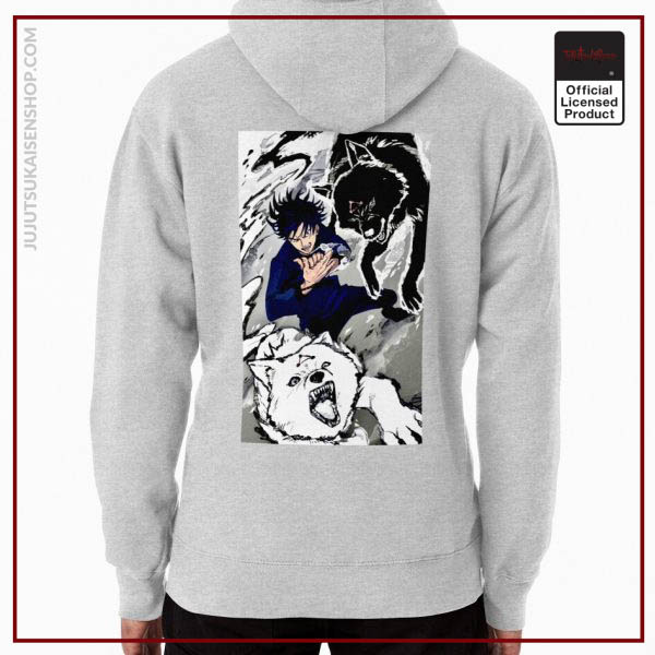®Jujutsu Kaisen Hoodie - Fushiguro Anime Hoodie RB1901