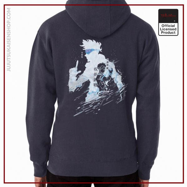 Gojo Expansion  Sorcery fight Anime Hoodie