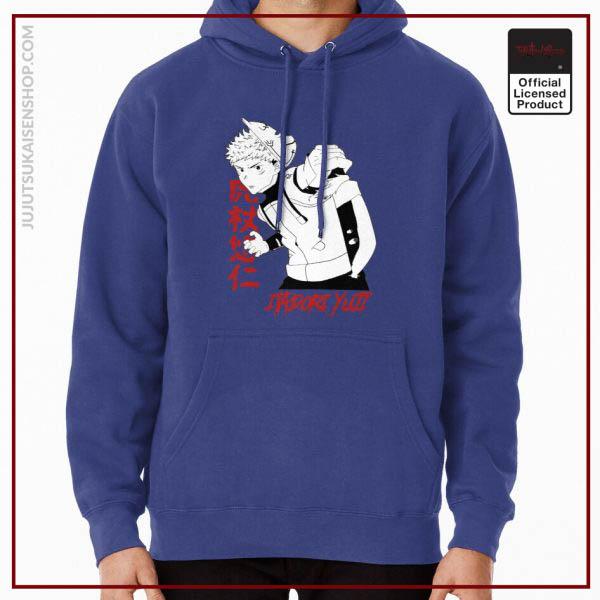 ®Jujutsu Kaisen Hoodie - Itadori Yuji Anime Hoodie RB1901