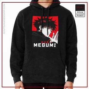 ®Jujutsu Kaisen Hoodie -MEGUMI FUSHIGURO Anime Hoodie RB1901