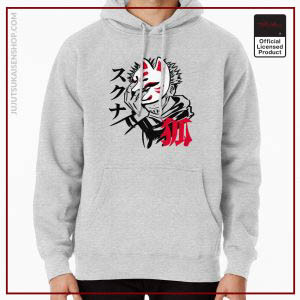 ®Jujutsu Kaisen Hoodie -Romen Sukuna from wear Kitsune Mask Anime Hoodie RB1901