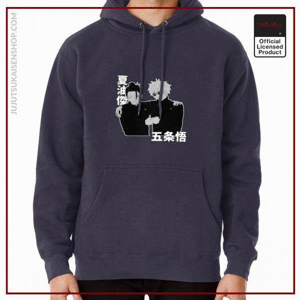 ®Jujutsu Kaisen Hoodie - Satoru Gojo Suguru Geto Anime Hoodie RB1901