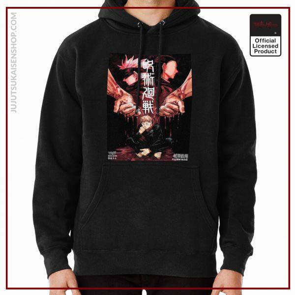 ®Jujutsu Kaisen Hoodie - blood Anime Hoodie RB1901