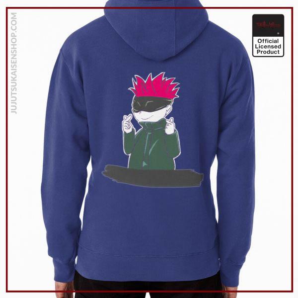 gojo satoru Anime Hoodie