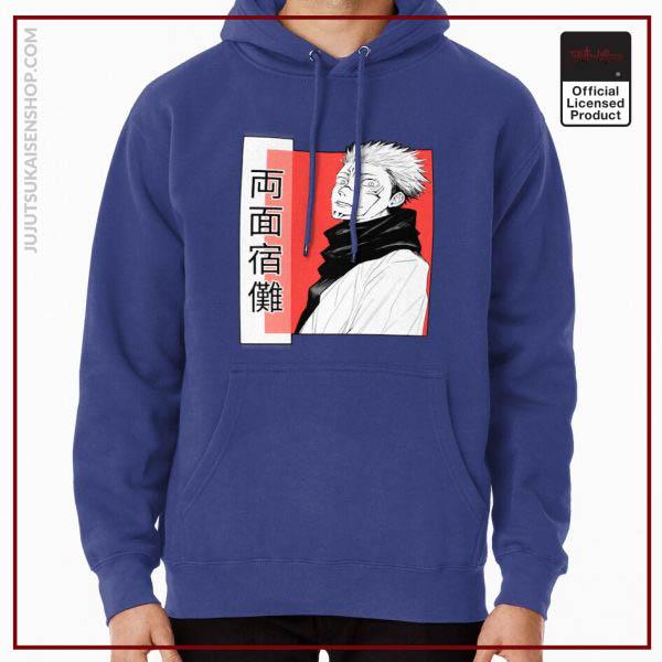 ®Jujutsu Kaisen Hoodie - sukuna Anime Hoodie RB1901
