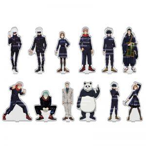 1pcs Anime Jujutsu Kaisen Acrylic Desk Stand Figures Models Teenagers Figures Plate Holder Stand Model Plate - Jujutsu Kaisen Shop