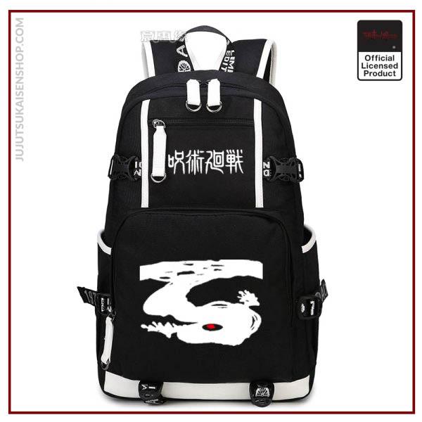 Anime Jujutsu Kaisen Yuji Itadori Backpack Cosplay Canvas Bag Schoolbag Travel Bags 1 - Jujutsu Kaisen Shop