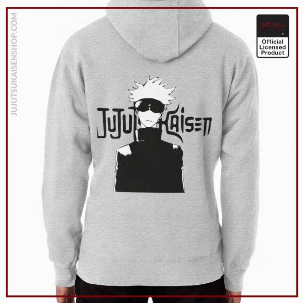 ssrcomhoodiemensheather greybacksquare productx1000 bgffffff.1 15 - Jujutsu Kaisen Shop
