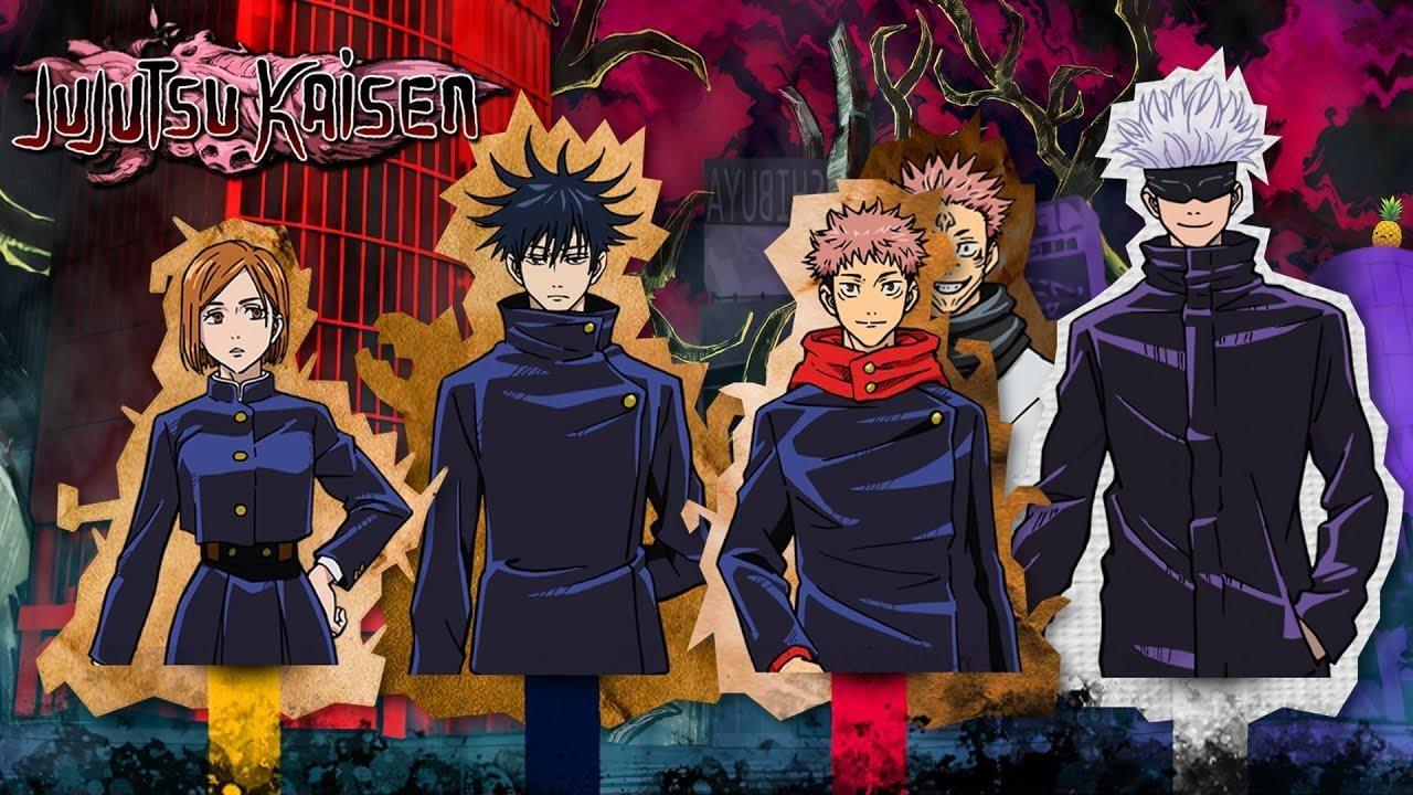 Top Best-sellers Jujutsu Kaisen Shirts