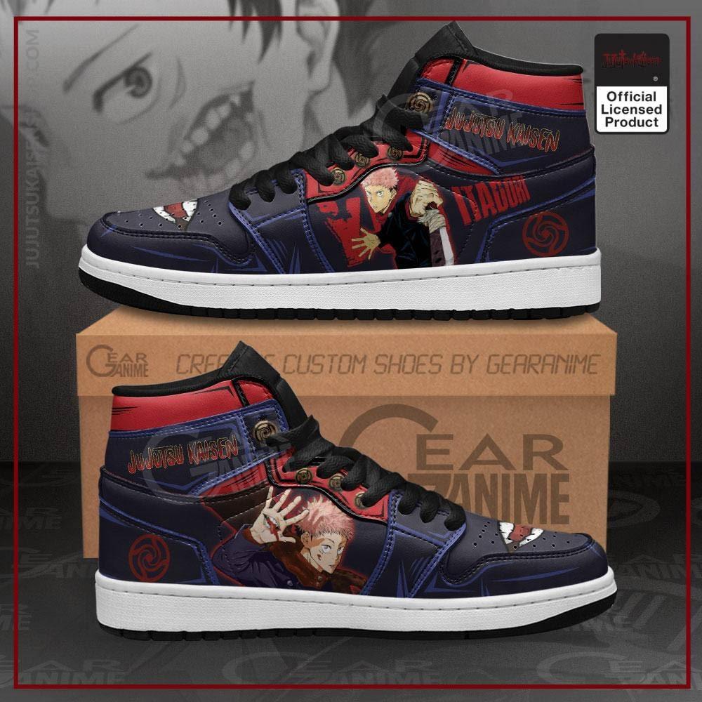Top Jujutsu Kaisen Shoes