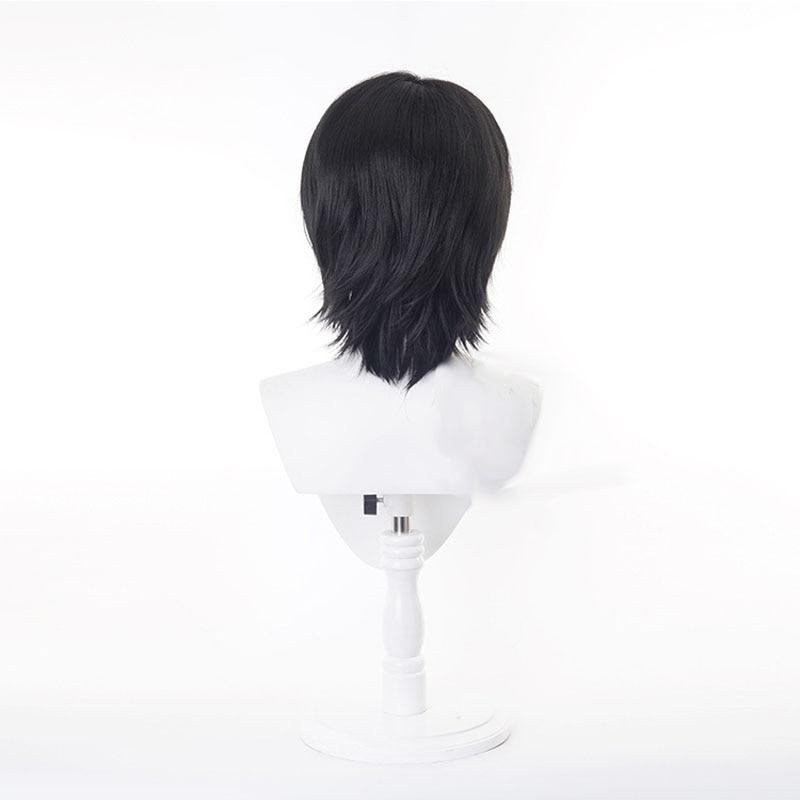 2021 Jujutsu Kaisen Otsukotsu Yuta Cosplay Costumes Adult Otsukotsu Yūta Wigs Halloween Party Costume Anime Clothing Short Hair