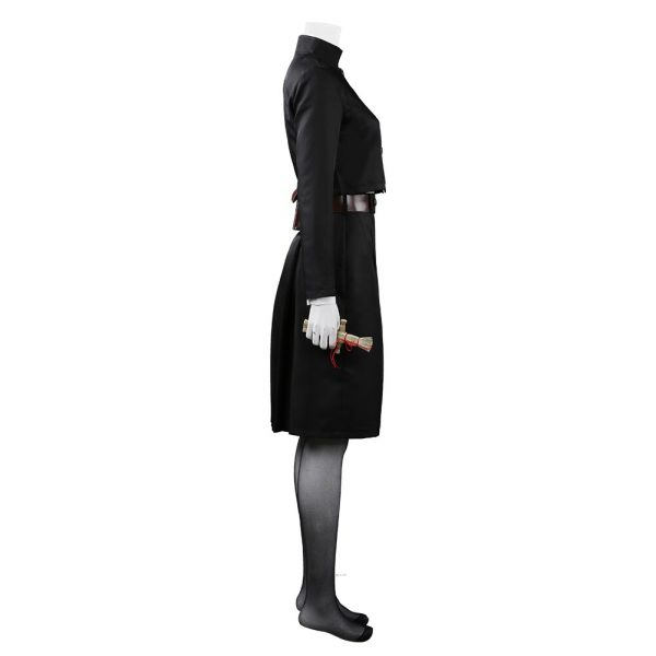 Anime Jujutsu Kaisen Cosplay Nobara Kugisaki Uniform Dress Suit Halloween Carnival Outfits Custom Make 5 - Jujutsu Kaisen Shop