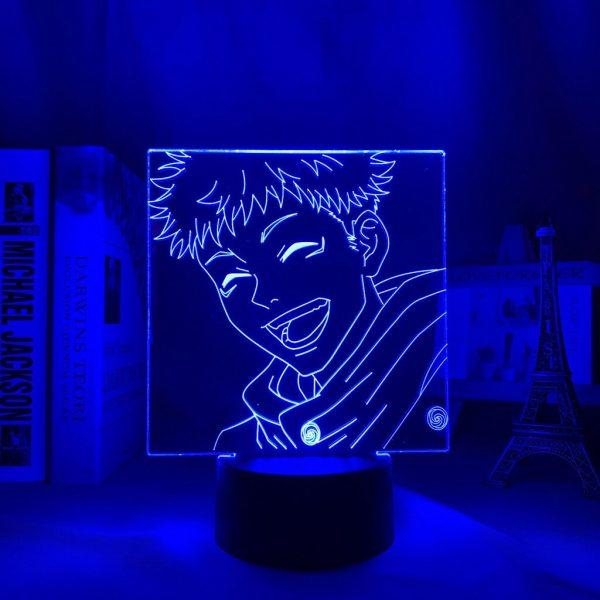 Anime Jujutsu Kaisen Led Night Light Yuji Itadori Lamp for Bedroom Decor Birthday Gift Yuji Itadori 2 - Jujutsu Kaisen Shop