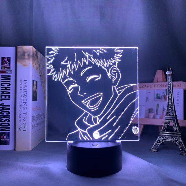 Anime Jujutsu Kaisen Led Night Light Yuji Itadori Lamp for Bedroom Decor Birthday Gift Yuji Itadori - Jujutsu Kaisen Shop