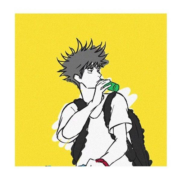 Anime Jujutsu Kaisen Poster Comic Figures Yuji Itadori Fushiguro Megumi Wall Art Painting Comic Exhibition Home 4.jpg 640x640 4 - Jujutsu Kaisen Shop