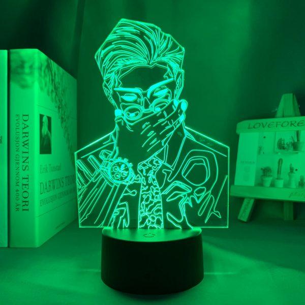 Anime Lamp Kento Nanami Light Jujutsu Kaisen Led Night Light for Birthday Gift Jujutsu Kaisen Nightlight 1 - Jujutsu Kaisen Shop