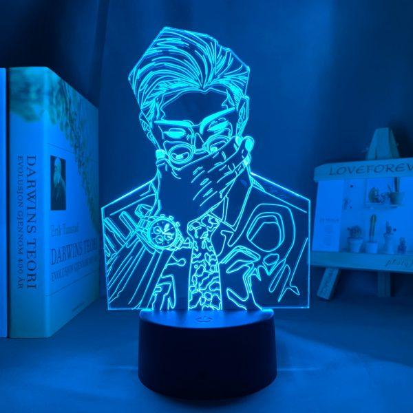 Anime Lamp Kento Nanami Light Jujutsu Kaisen Led Night Light for Birthday Gift Jujutsu Kaisen Nightlight 2 - Jujutsu Kaisen Shop