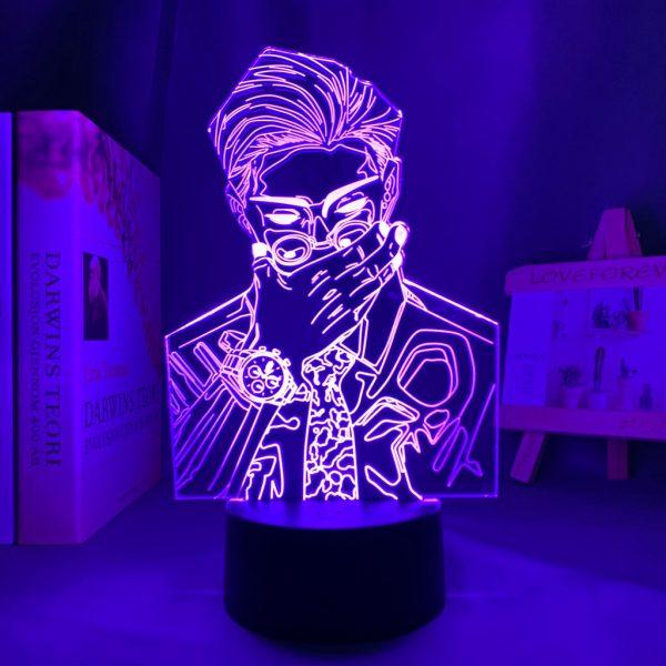 Anime Lamp Kento Nanami Light Jujutsu Kaisen Led Night Light for Birthday Gift Jujutsu Kaisen Nightlight - Jujutsu Kaisen Shop