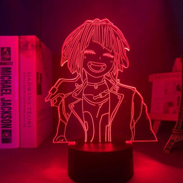 Colorful LED Lamp 3D Led light Anime Kento Nanami Light Jujutsu Kaisen night lamps for kids 1 - Jujutsu Kaisen Shop