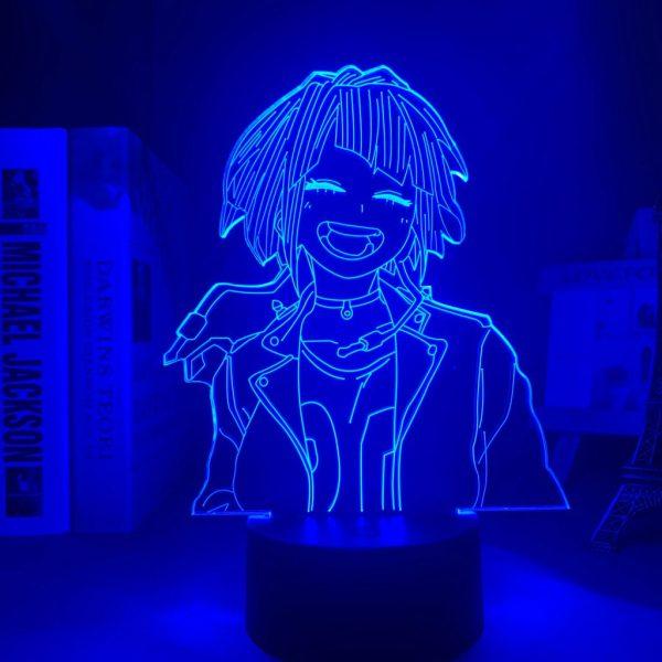 Colorful LED Lamp 3D Led light Anime Kento Nanami Light Jujutsu Kaisen night lamps for kids 2 - Jujutsu Kaisen Shop