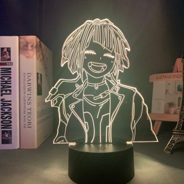 Colorful LED Lamp 3D Led light Anime Kento Nanami Light Jujutsu Kaisen night lamps for kids 4 - Jujutsu Kaisen Shop