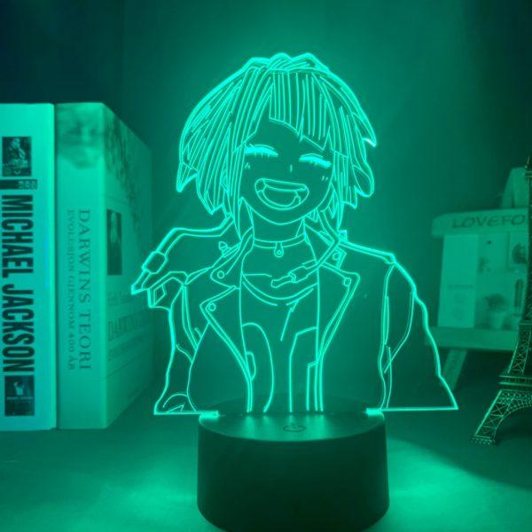 Colorful LED Lamp 3D Led light Anime Kento Nanami Light Jujutsu Kaisen night lamps for kids - Jujutsu Kaisen Shop
