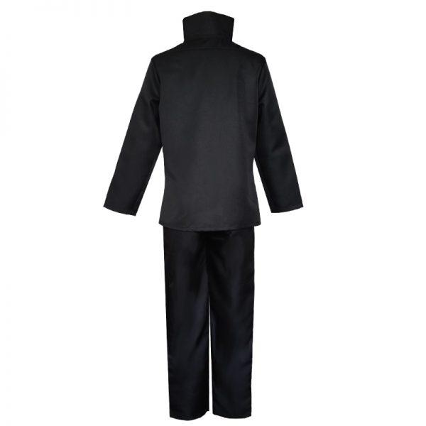 Hot New Anime Jujutsu Kaisen Toge Inumaki Cosplay Costume Fight Suit Short Straight Light Gray Wig 3 - Jujutsu Kaisen Shop