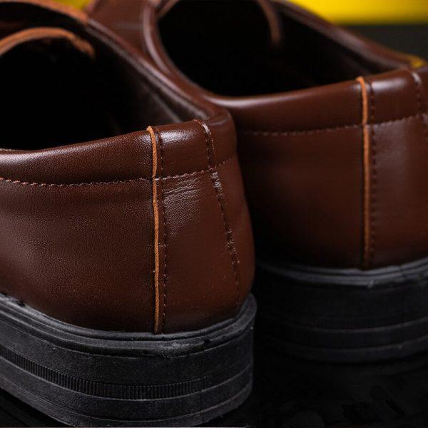 Jujutsu Kaisen Nanami Kento Cosplay Shoes Man Leather Shoes 1 - Jujutsu Kaisen Shop