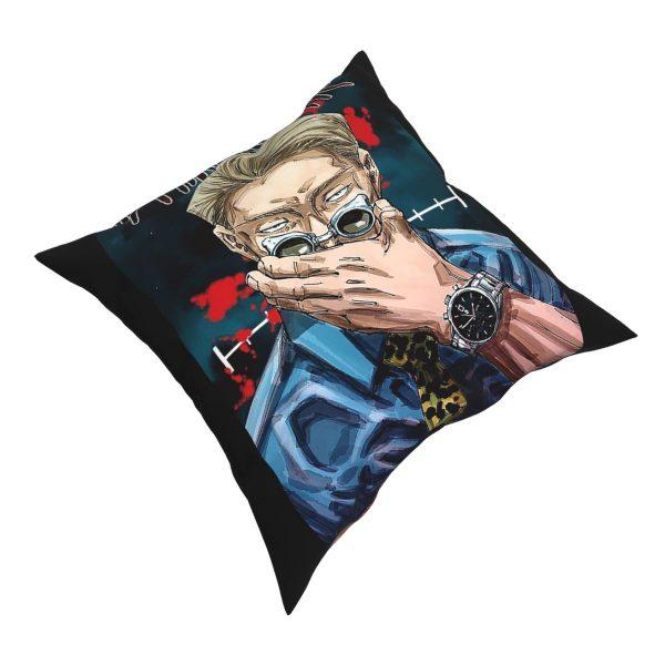 Manga Nanami Kento Jujutsu Kaisen Square Pillow Case Decorative Pillow Customized Cushion Covers 2 - Jujutsu Kaisen Shop