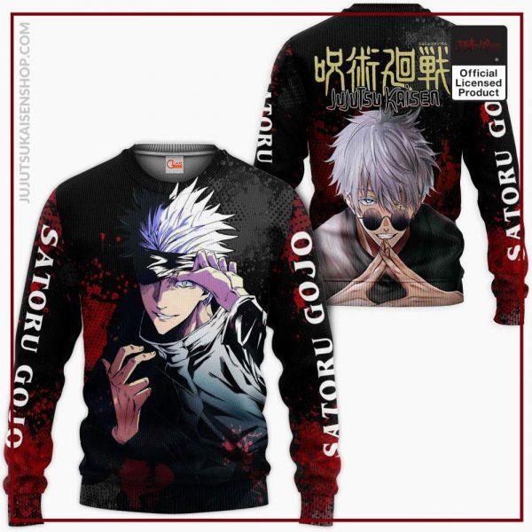 1207 AOP Jujutsu Kaisen VA Satoru Gojo 3 MK sweatshirt F 2BB - Jujutsu Kaisen Shop