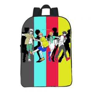 Jujutsu Kaisen Backpack: Printed Backpack Satoru Gojo