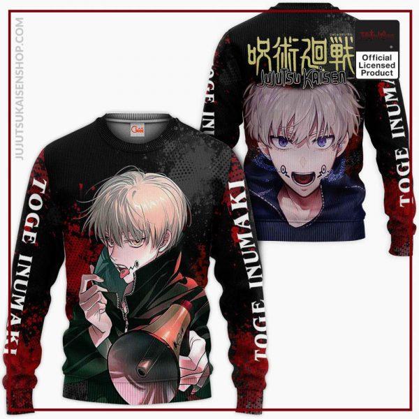 toge sweater - Jujutsu Kaisen Shop