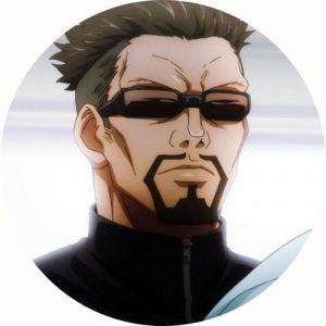 Masamichi Yaga Merch